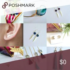 NOW AVAILABLE Handcrafted Jewelry Gorgeous boho handcrafted jewelry. Available at zostylex.com LolaClaire Accessories