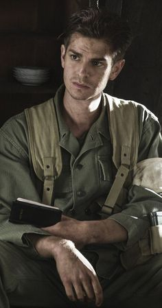 Hacksaw Ridge - With the world so set on tearing itself apart, it don't seem like such a bad thing to me to want to put a little bit of it back together.