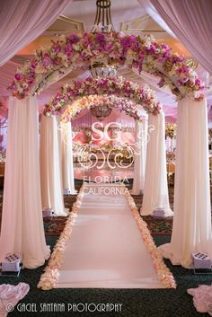 Wedding Reception Backdrop Indian Draping Ideas For 2019 Wedding Reception . Wedding Reception Backdrop Indian Draping Ideas For 2019 Wedding Reception Backdrop Indian Draping Ideas For Wedding Reception Backdrop, Church Wedding Decorations, Wedding Entrance, Wedding Table Centerpieces, Wedding Church, Reception Table, Reception Ideas, Garden Wedding, Centerpiece Ideas