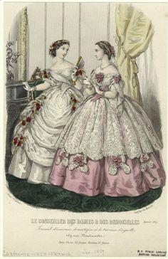 Le Conseiller Des Dames & Des Demoiselles