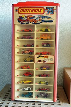 1970's Matchbox Cars