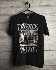 Pierce The Veil T-Shirt experimental rock Mike Fuentes Vic Fuentes Unisex Adult Men Women Shirt  Small to 2xL