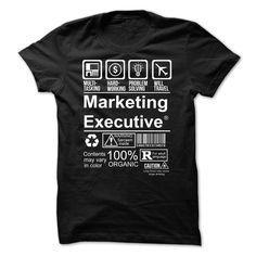 Hot Seller - MARKETING EXECUTIVE T Shirt, Hoodie, Sweatshirt