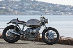 All Class: A sublime custom BMW R100 built by Kevil's Speed Shop of England.