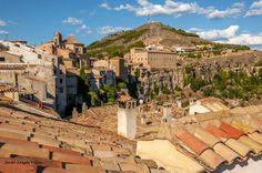 Un universo paralelo. Esfera: Los tejados de Cuenca.
