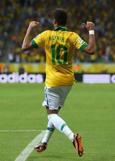 Highlight    Neymar Scores Again in the Nike Hypervenom Brazilian Soccer  Players f45be2d1808cf
