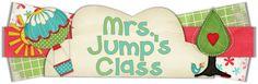 Love this blog!  Sooo many ideas!!!  Mrs Jump's class