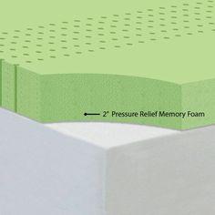 52 best memory foam mattress topper images memory foam mattress topper fidget quilt mattress pad. Black Bedroom Furniture Sets. Home Design Ideas