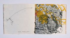 Attaque Volcan - Palefroi - handcrafted books and art prints - silkscreen - berlin