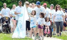 #Walk participants rally in Stratford to support efforts to find a cure for cystic fibrosis - The Beacon Herald: Walk participants rally in…