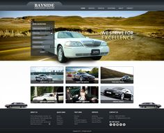 Elegant web Design - Car Services
