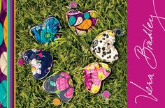 For a limited time….  Vera Bradley Sweetheart Coin Purse is just $18!  Available in Va Va Bloom, Ribbons, Go Wild, Plum Crazy, Midnight Blues and Jazzy Blooms