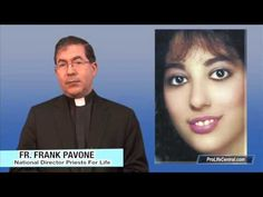 Frank Pavone, National Director of Priests for Life, the third episode of Pro-Life Straight Talk. In this episode, he talks about how abortion, although . So Called Friends, Choose Life, Good Cheer, Pro Life, Catholic, Prayers, Father, Facts, Link