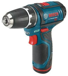 Bosch PS31-2A 12-Volt Max Lithium-Ion 3/8-Inch 2-Speed Drill/Driver Kit with 2 Batteries, Charger and Case   http://suliaszone.com/bosch-ps31-2a-12-volt-max-lithium-ion-38-inch-2-speed-drilldriver-kit-with-2-batteries-charger-and-case/