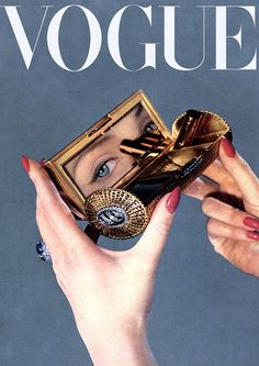 #Vogue, By Arik Nepo. September 1966.