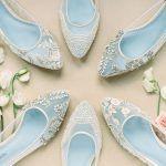 Zapatos de piso ideales para quinceañera
