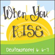 Christian Parenting site - When You Rise