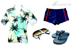 FYI, Dads can look cool, too. #Cruise #Apparel #Clothing #Hawaiianshirt--- cant for get the hubby