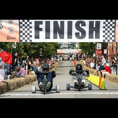 In order to celebrate its community development, the Pendleton neighborhood council put on its first Danger Wheels competition where adults raced on big wheel tricycles down a portion of 12th Street, Saturday, July 18. Proceeds from the races will go to buying historical markers for the Pendleton neighborhood. The Enquirer/Madison Schmidt.