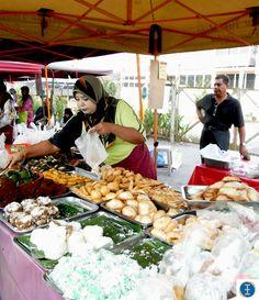 Morning market, Machang, Kelantan.
