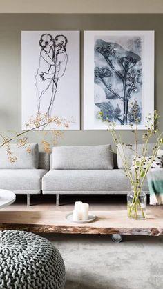 Så du også, hvordan vtwonen blev forelsket i dit hus igen? Dinning Room Wall Decor, Living Room Decor, Modern Furniture, Home Furniture, Diy Home Accessories, Small Hallways, Interior Decorating, Interior Design, Decorating Ideas