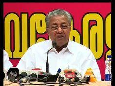 Pinarayi Vijayan flays DGP A. K. Antony | ആന്റണിയെ പരിഹസിച്ച് പിണറായി വിജയന് - YouTube