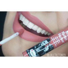 """Képtalálat a következőre: """"theBalm Meet Matt(e) Hughes committed"""" Lipstick Swatches, Makeup Swatches, Lipstick Colors, Lip Colors, Matte Lipstick, Lipsticks, Liquid Lipstick, Makeup Geek, Makeup Inspo"""
