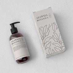 Branding for Aloysia Skincare. Brand packaging design. Brand Identity Design, Brand Design, Brand Packaging, Packaging Design, Skincare, Branding, Graphic Design, Pattern, Skin Care
