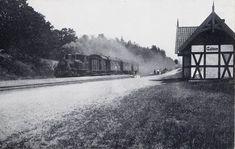 Cadinen, the Haffuferbahn, 'Bayshore Railroad' Bahnhof. Jeff