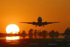 Viajar de avião...♥