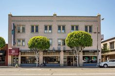 The Williams Building was the original Odd Fellows Lodge in #Fullerton, image by Al Russell #OCPhoto2017 #OrangeCounty #NationalRegisterofHistoricPlaces