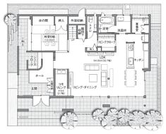 House Plans, Floor Plans, Flooring, How To Plan, Architecture, Home, Design, Houses, Arquitetura