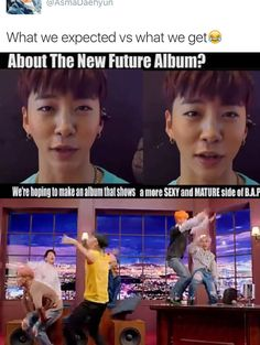 Still waiting.... though definitely not disappointed! | B.A.P