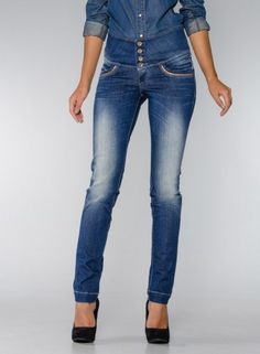 Jeans Body Silhouette Skinny