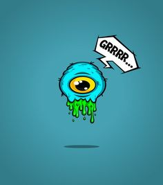 Daniel Ferenčak is a freelance illustrator, cartoonist and character designer from Slovenia. Here's a few monster faces that he designed and mostly - posted under by Fribly Editorial Graffiti Art, Graffiti Doodles, Graffiti Lettering, Typography, Funny Monsters, Cool Monsters, Illustration Art, Illustrations, Character Illustration