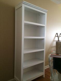 100+ Threshold Carson 5 Shelf Bookcase White - Elite Modern Furniture Check more at http://fiveinchfloppy.com/threshold-carson-5-shelf-bookcase-white/