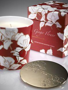 Ginger Flower home fragrance