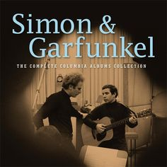 Simon and Garfunkel - The Complete Columbia Albums Collection on Numbered Limited Edition 180g 6LP Box Set