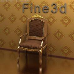 3D Model Antique09012 c4d, obj, 3ds, fbx, ma, lwo 15134