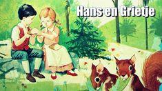 Spannende luisterversie van het sprookje Hans en Grietje geschreven door de gebroeders Grimm met prachtige illustraties uit de Lekturama Wereldberoemde Sprookjes boekenserie.