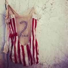 Lil Buckeroo ♥s this Vintage Circus Costume