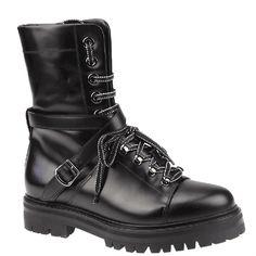 Valentino Garavani, black combat boots from autumn winter 2016. From Wunderl in Austria. shop.wunderl.com