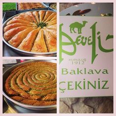InstabulEatsTour: Spice Mkt: eye-popping visit to old baklava bakery. Freshest, most varied baklava I've tasted