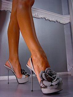 Flower Heels...