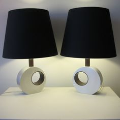 Lampes anonymes, 1970