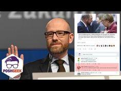 CDU Generalsekretär Peter Tauber löst Shitstorm aus
