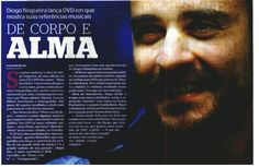 Extra #Clipping2016 #DiogoNogueira