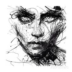 In Trouble, She Will - Posters av Agnes Cecile på AllPosters.se