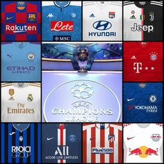 The Champions League is back 😍😍😍🔥🔥🔥