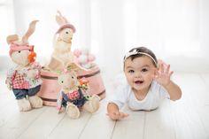 Mini ensaio de Páscoa, Fotografia de bebe, ensaio temáticos, ensaio de Páscoa, Thais Thomazzoni
